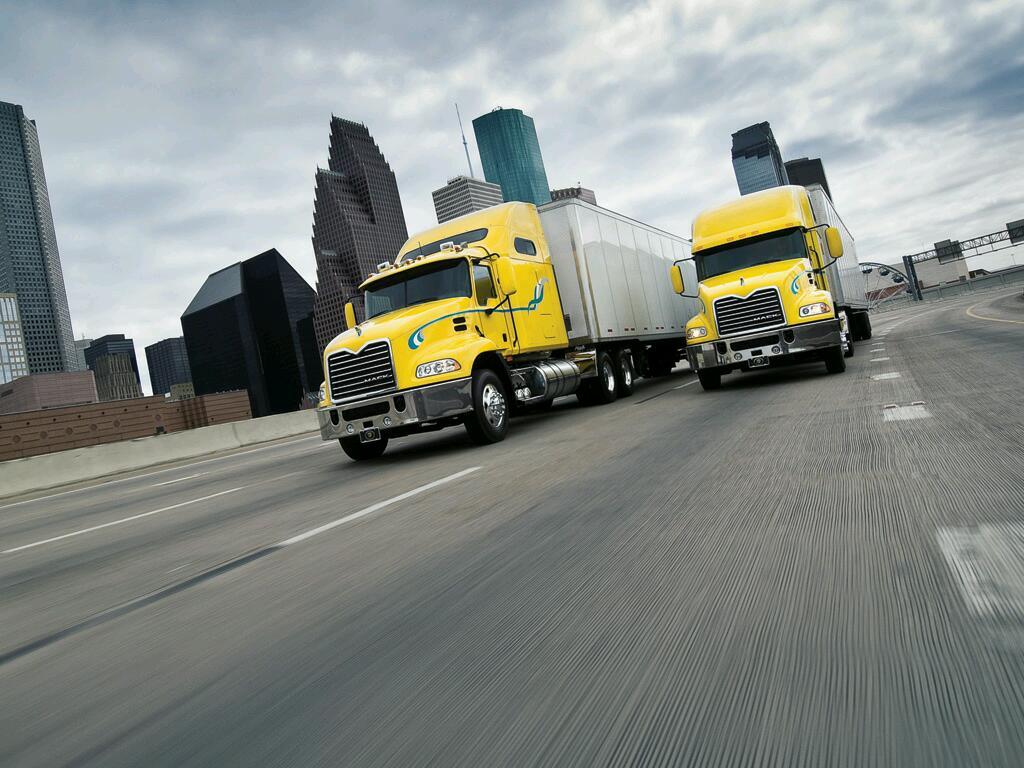 gps tracker truck