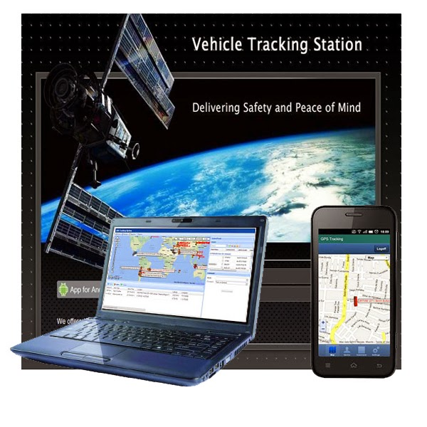 gps tracker android