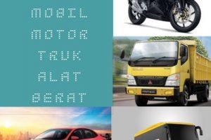 harga mobil motor bus truck
