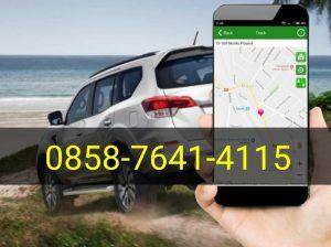 gps tracker alarm mobil cilacap purwokerto