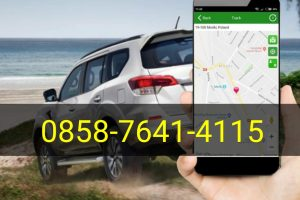 gps tracker demak