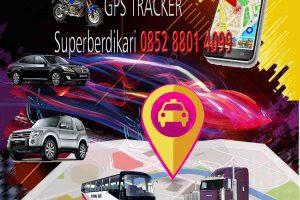 Pasang GPS tracker Mobil